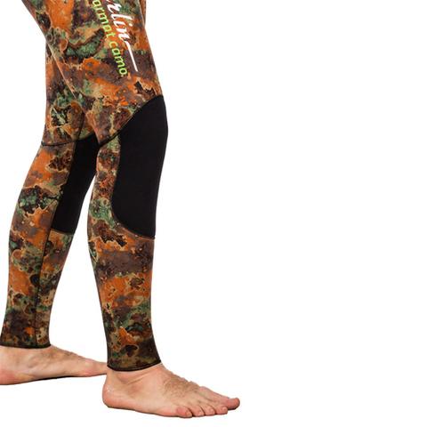 Гидрокостюм Marlin Sarmat Eco Brown 9 мм штаны – 88003332291 изображение 18