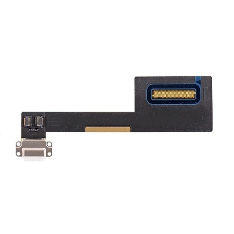 Flex Cable Charging port Orig for Apple iPad Pro 9.7' A1673 A1674 A1675 White