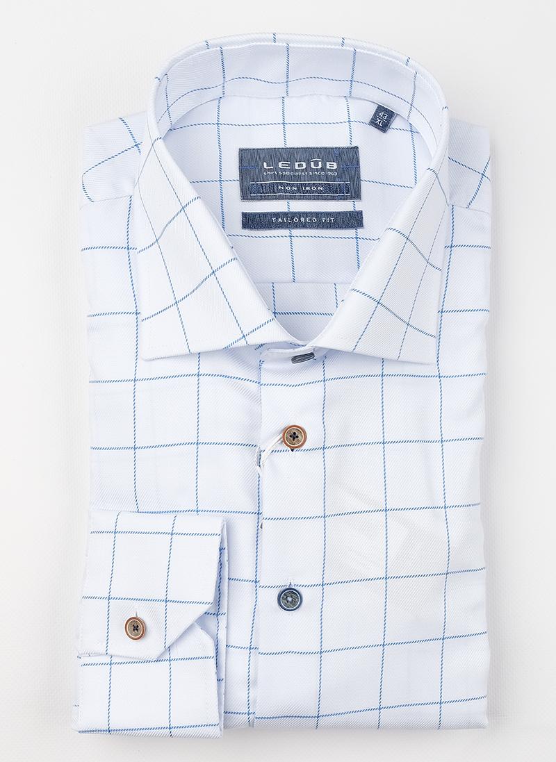 Рубашка Ledub tailored fit 0138599-150-000-000