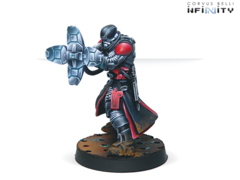 Heckler (вооружен Combi Rifle, Jammer)