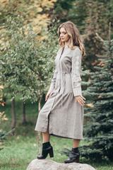 Рагнеда. Платье женское PL-469