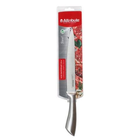 Нож филейный Attribute Steel 20см (AKS538)