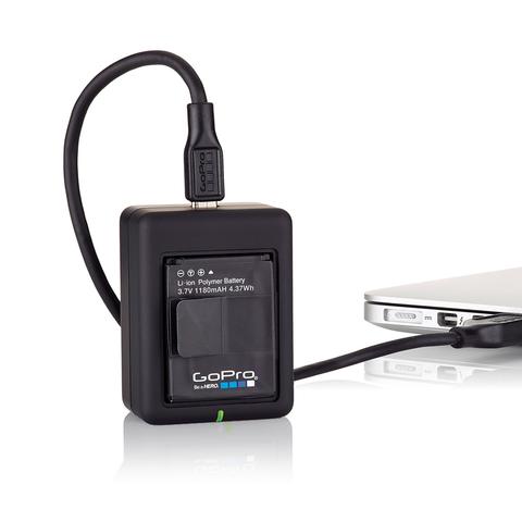 Dual Battery Charger Hero 3+/3 - з/у для двух аккумуляторных батарей