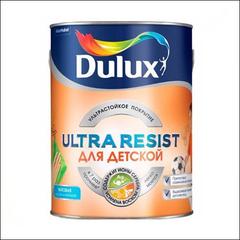 Краска для Детской Dulux Ultra Resist BM (прозрачный)