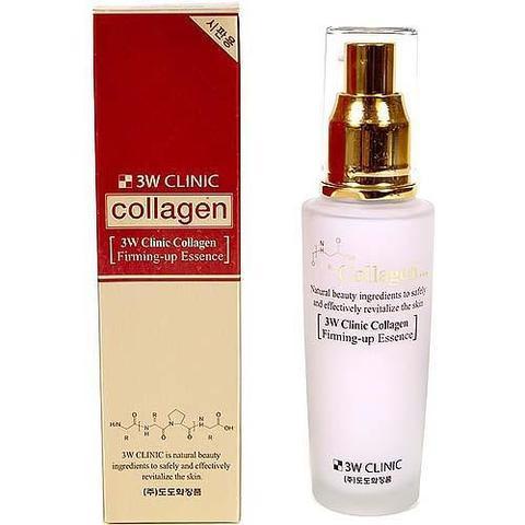3W Clinic Collagen Firming-up Essence Лифтинг - эссенция для лица с коллагеном