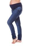 Джинсы для беременных 07771 синий