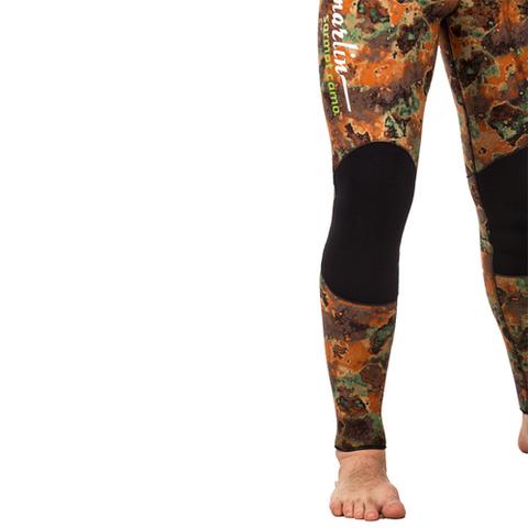 Гидрокостюм Marlin Sarmat Eco Brown 9 мм штаны – 88003332291 изображение 19