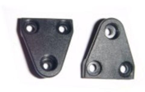 Крышка нижнего держателя лопастей - T640C-008