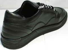 Кожаные кроссовки женские Rifelini by Rovigo 121-1 All Black