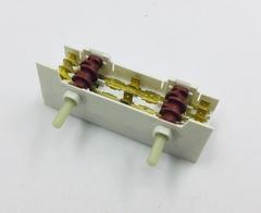 Блок переключателей конфорок плиты Asko, Gorenje, Mora и др. ПМ7 599597