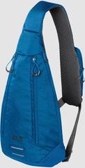 Рюкзак однолямочный Jack Wolfskin Delta Bag Air electric blue