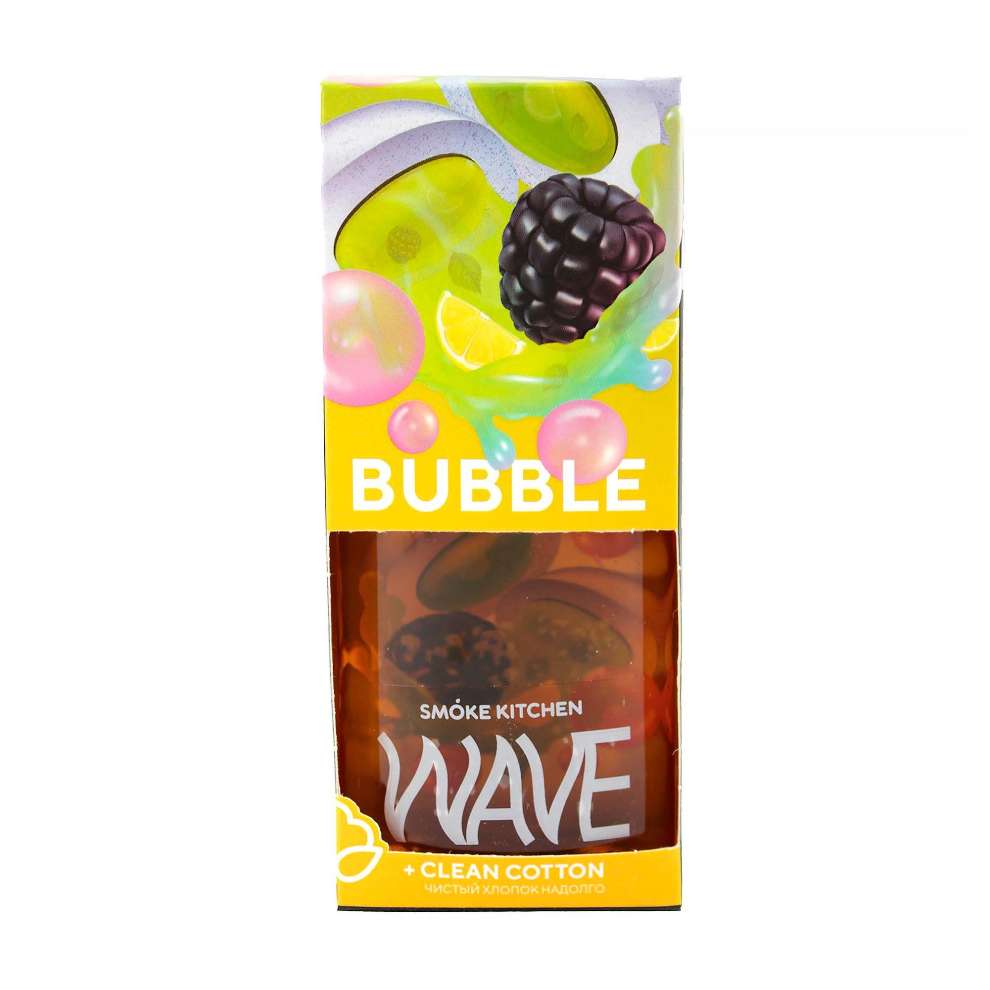 Жидкость Wave by Smoke Kitchen Bubble