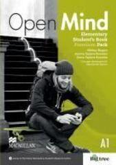 Open Mind British English Elementary Student's Book Pack Premium