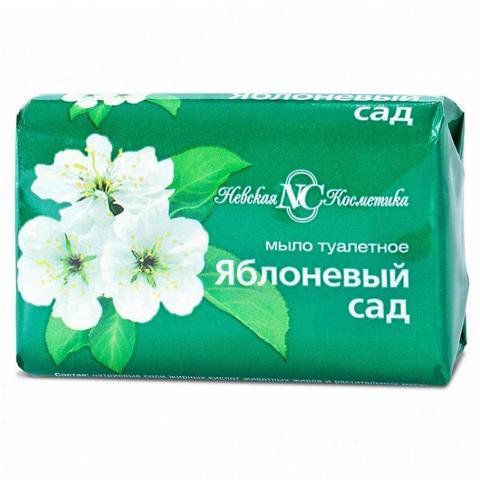 Мыло туалетное Невская косметика 90г Яблоневый сад
