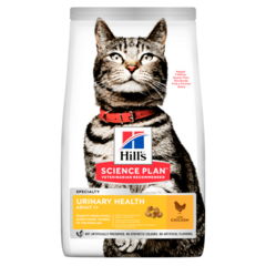 Корм для стерилизованных кошек, склонных к МКБ Hill`s Science Plan Urinary Sterilised, с курицей