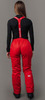 Женский утеплённый прогулочный лыжный костюм Nordski Motion Patriot 2020