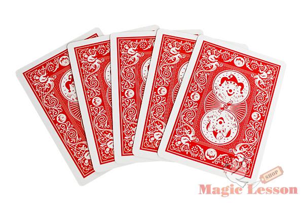 Крапленые ESP карты для фокусов