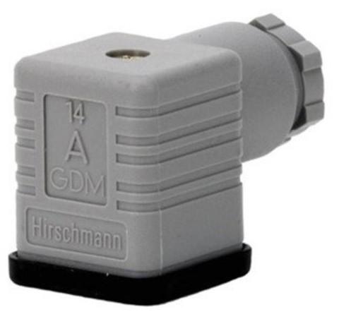 Коннектор для э/м. клапанов