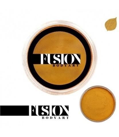 Аквагрим Fusion перламутровый золотой 32 гр
