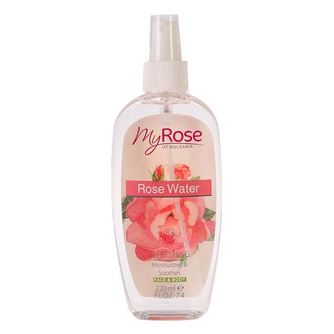Розовая вода Rose Water My Rose of Bulgaria 220 мл