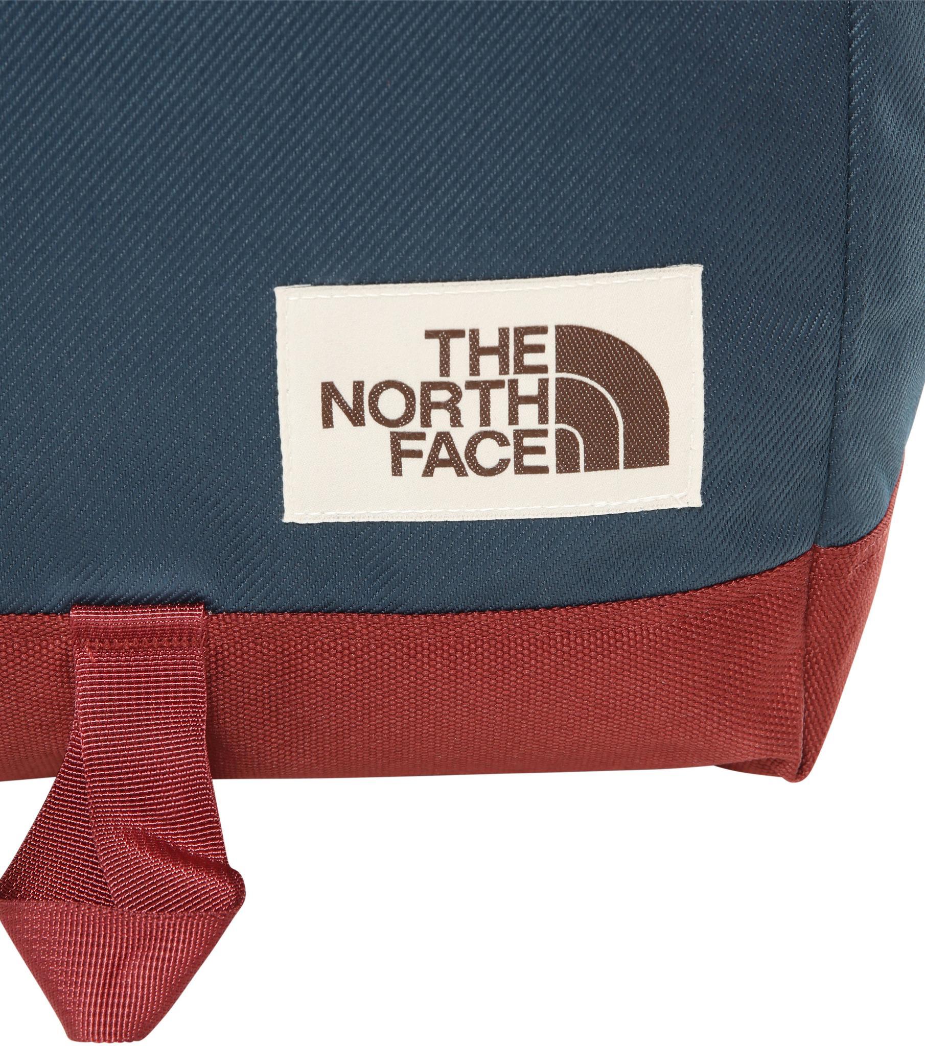 Рюкзак THE NORTH FACE DAYPACK Синий/Коричневый