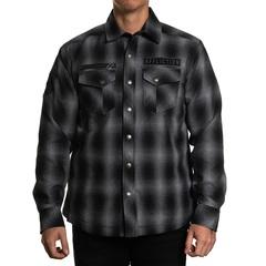 Рубашка утеплённая Affliction FALTER FLANNEL JACKET