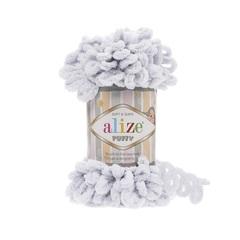 Пряжа Alize Puffy цвет 731