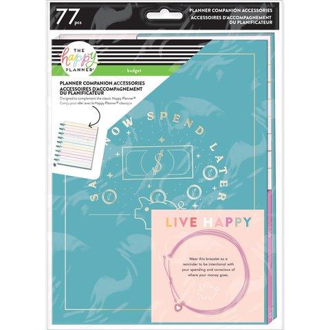 Набор -компаньон для планера-Classic Planner Companion - Budget Line Art