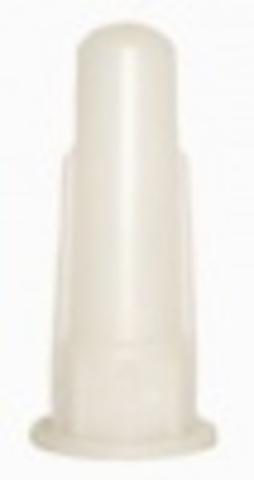 CAP_CO-PL/PR  *CLUB C/N BLACK/CLEAR 3GR Колпачки для клея в тюбиках ( LOCTITE 454 3 г)