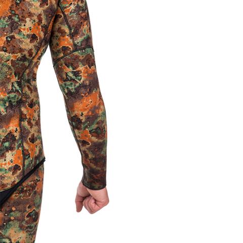 Гидрокостюм Marlin Sarmat Eco Brown 9 мм куртка – 88003332291 изображение 7