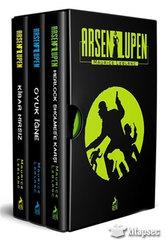 Arsen Lupen Seti 3 Kitap Takım