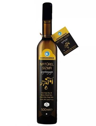 Оливковое масло Extra Virgin, Marmarabirlik, 500 мл