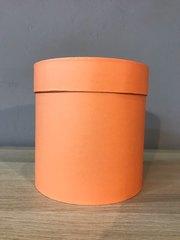 Цилиндр одиночный, Персиковый, 18 х 18 см, 1 шт.