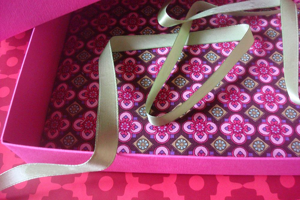Подарочная коробка Витраж