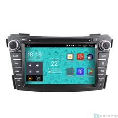 Штатная магнитола 4G/LTE с DVD для Hyundai I40 на Android 7.1.1 Parafar PF172D