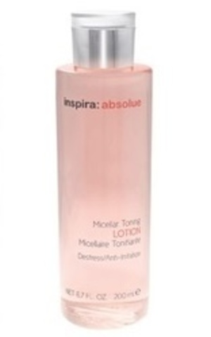 Тоник мицеллярный, Micellar Toning Lotion INSPIRA ABSOLUE, 300 мл