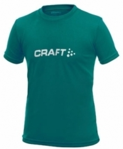 Футболка Craft Light Logo для юниоров