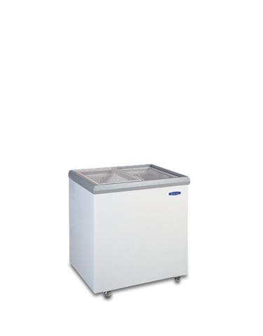 Морозильный ларь Бирюса Б-200 Н-5 с прямым стеклом