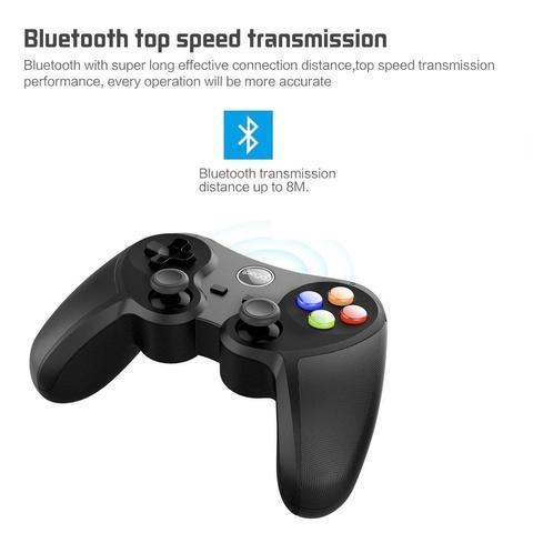 Беспроводной bluetooth-контроллер джойстик Геймпад iPega PG-9078