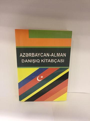Azərbaycan-Alman danışıq kitabçası