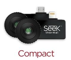 Мобильный тепловизор Seek Thermal Compact (для iOS)