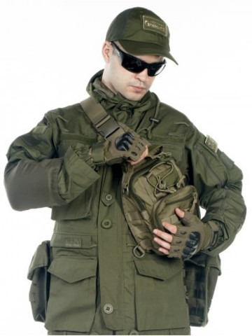 Тактическая сумка Sergeant Bag (6л) Олива