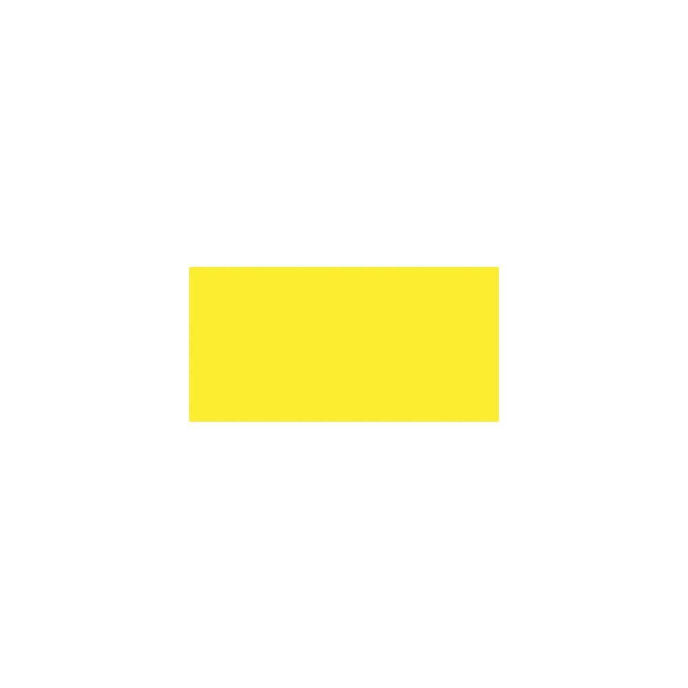 Маркер акварельный ZIG Clean Color Real Brush- штучно -Bright Yellow - 052