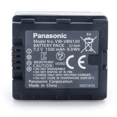 Аккумулятор Panasonic VW VBN-130