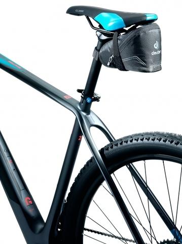 Картинка велосумка Deuter Bike Bag I black - 1