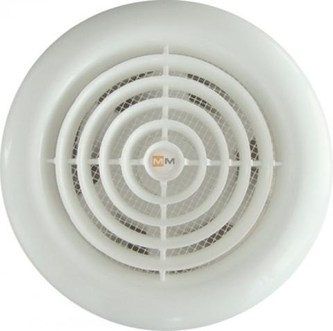 Накладной вентилятор MMotors JSC MM-S 120 (для бань и саун)