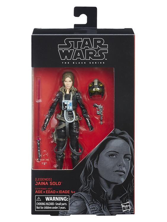 Фигурка Джейна Соло Star Wars: Black Series Звездные Войны