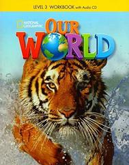 Our World BrE 3 WB+ CD(x1)