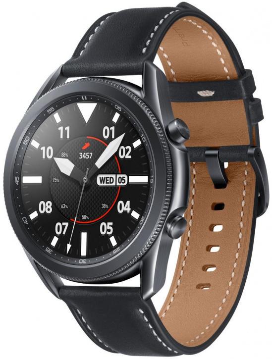 Galaxy Watch 3 Умные часы Samsung Galaxy Watch 3 45мм (Черный) black1.jpeg