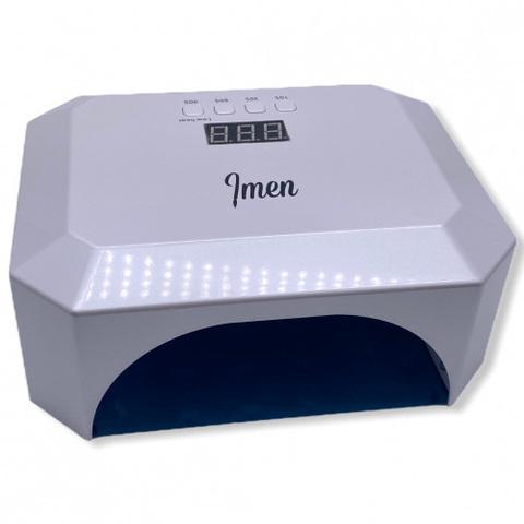 Лампа UV/LED 48W Crystal белая Imen